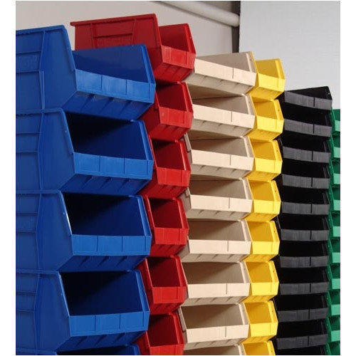 Quantum Storage JUMBO Ultra Series Bin (23 7/8'' x 11'' x 7'') (Set of 4)
