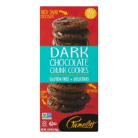 Pamela's Cookies Dark Chocolate Chunk, 5.29 OZ