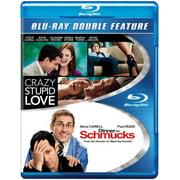 Crazy Stupid Love   Dinner for Schmucks (Blu-ray) by WARNER HOME ENTERTAINMENT
