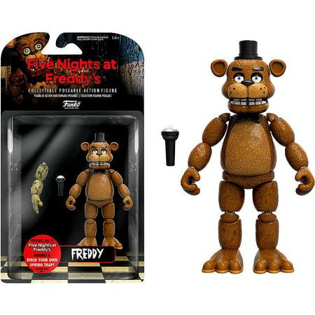 Funko Articulated Action Figure  Fnaf  Freddy