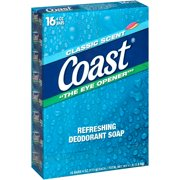 Best Bar Soaps - Coast® Classic Scent Refreshing Deodorant Soap 16-4 oz Review