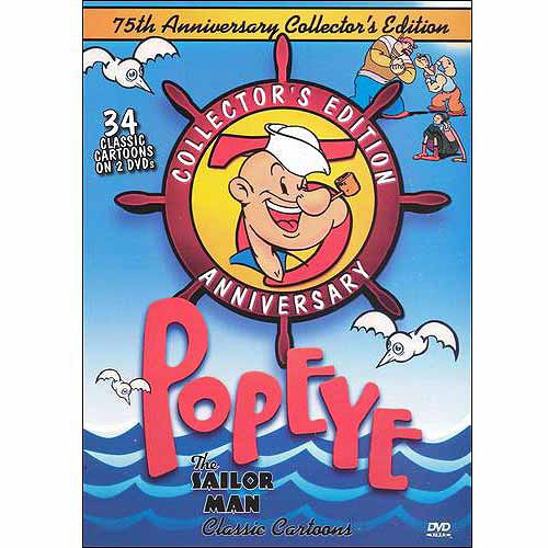Popeye: The Sailor Man (75th Anniversary Collector's Edition) (ANNIVERSARY)