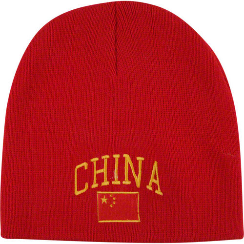 Team China Knit Hat