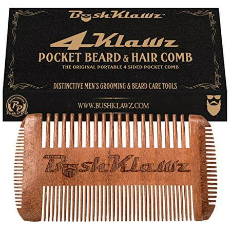 Comb for Men's Hair Beard Mustache