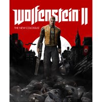 Wolfenstein II: The New Colossus (PC)(Digital Download)