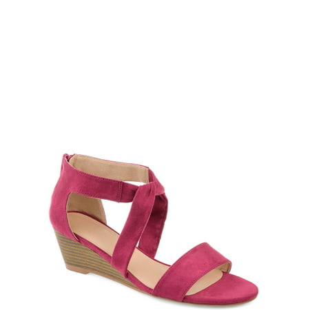 Womens Knot Sandal Wedge - Knot Wedge Sandal