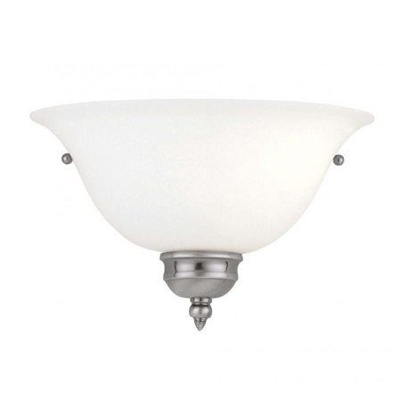 Savoy House 1 Light Sconce in Pewter