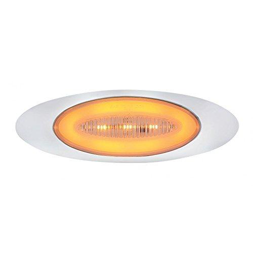 LED Global LG113 clear LED Marker Light