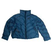 Nike Womens Sportswear Synthetic Fill JDI Jacket Coat Teal CD4216 347 New (XL)