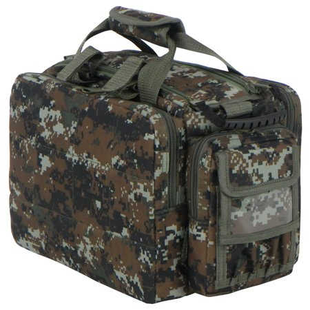 1eeb89bab19c East West U.S.A. Tactical Padded ACU Range Training Bag - Walmart.com