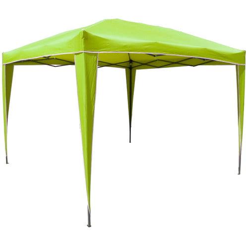 International Caravan International Caravan Steel Pop-Up Canopy