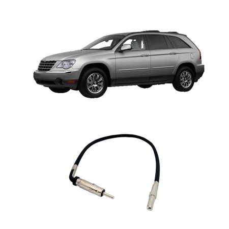 Chrysler Pacifica 2004-2008 Factory Stereo to Aftermarket Radio Antenna