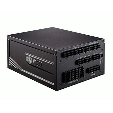 Cooler Master V1300 Platinum - Full-Modular 80 Plus Platinum Certified Power
