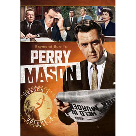 Perry Mason: Season 1 Volume 2 (DVD)