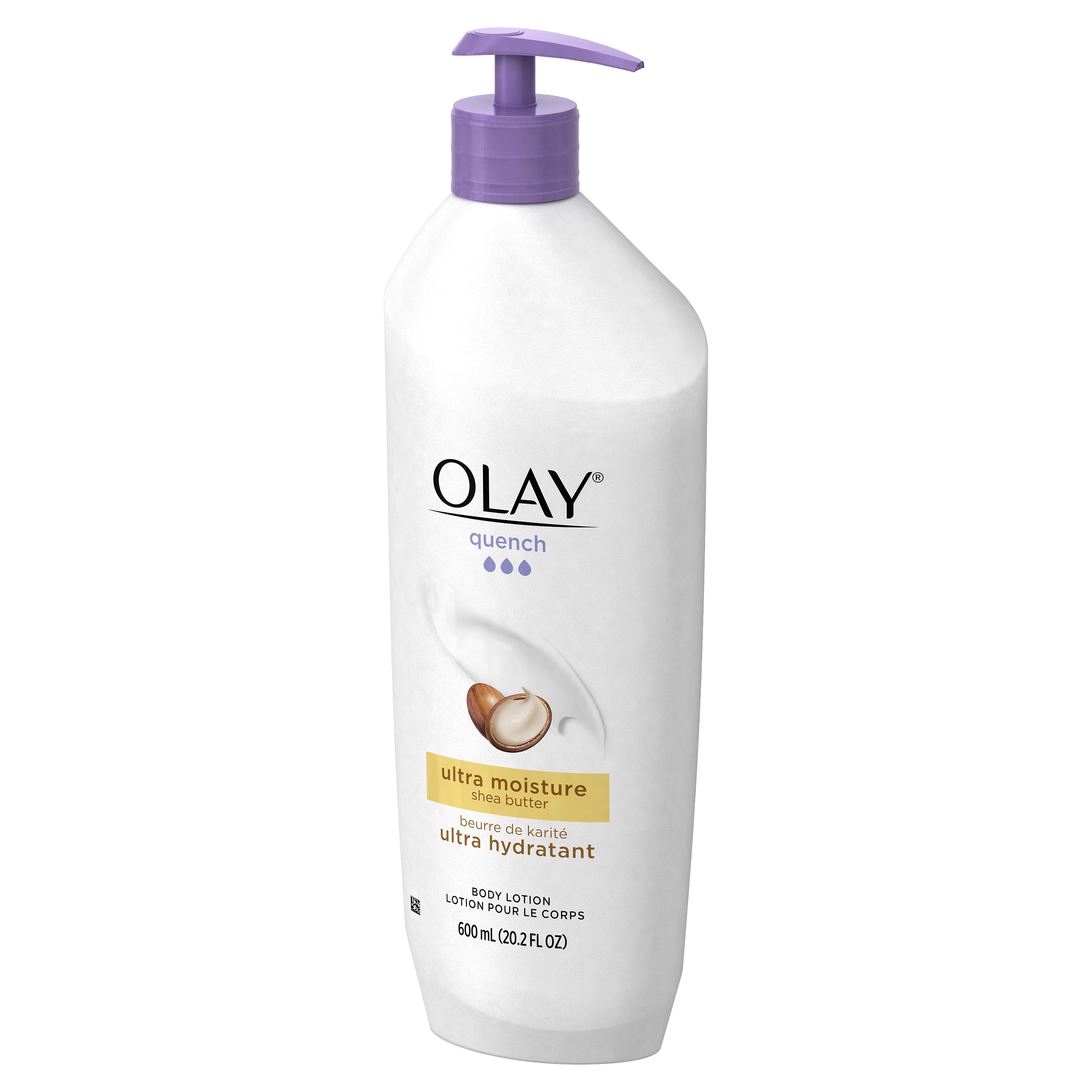 Olay Quench Ultra Moisture Shea Butter Body Lotion 20 2 Fl Oz