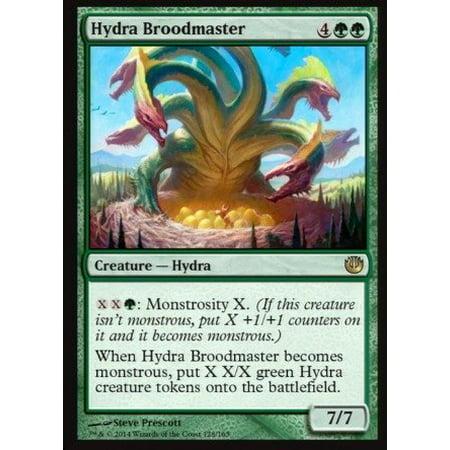 Magic: the Gathering - Hydra Broodmaster (128/165) - Journey into Nyx - image 1 of 1