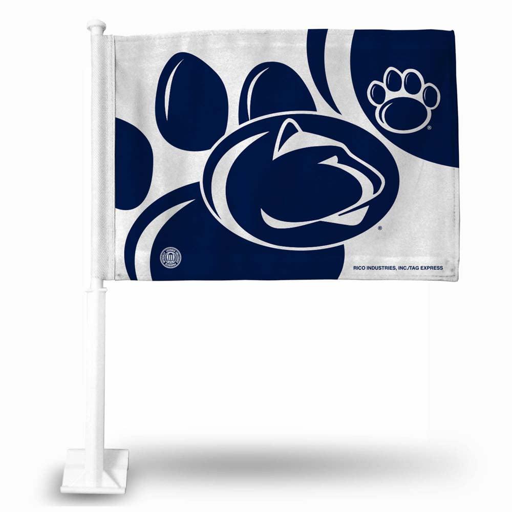 Penn State Car Flag