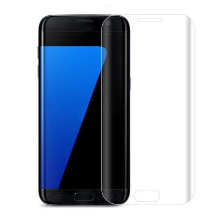 Samsung Galaxy S7 Edge 3D Curved Full Coverage Tempered Glas Screen Protector In Clear Da Glas Screens Video