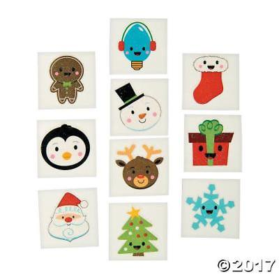 In 13749048 Holiday Glitter Tattoos