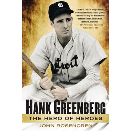 Hank Greenberg Baseball Player - Hank Greenberg - eBook