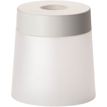 Bongo Lamp Stool - Ikea LED stool lamp, in/outdoor, white 2026.201111.1826