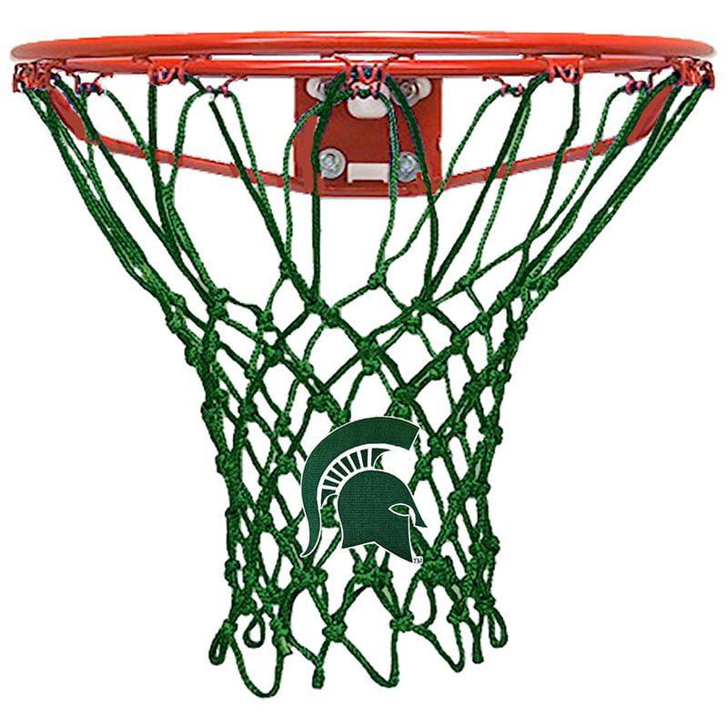 Krazy Netz Michigan State University Green Net Basketball Net