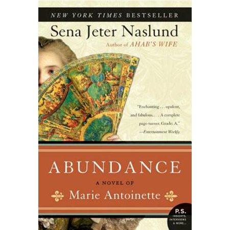 Abundance, a Novel of Marie - Halloween Make Up Marie Antoinette