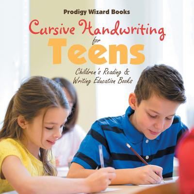 Cursive Handwriting for Teens - Handwriting Books