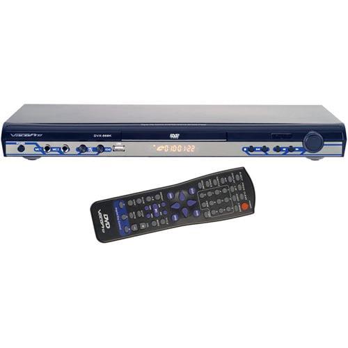 VocoPro DVX668K Multi Format Karaoke Player by VocoPro