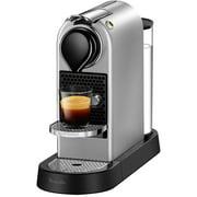 Breville Nespresso CitiZ Single-Serve Espresso Machine in Silver