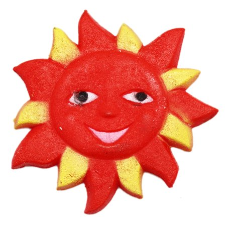 Smiling Sun (Grow a Garden Party Favor: Red and Yellow Smiling Sun - By)