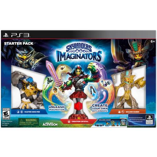 Skylanders IMaginators Starter Pack (Playstation 3) by Activision Blizzard Inc