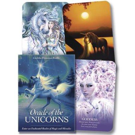 Oracle of the Unicorns : Enter an Enchanted Realm of Magic and Miracles ()