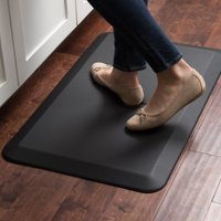 NewLife by GelPro Anti-Fatigue Comfort Mat 20x32 Leather Grain Jet