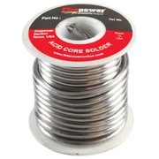 "Firepower 1423-1108 Acid Core Solder, 40/60, 1/4 lb, 1/8"", for Non-Electrical Work"