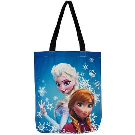 frozen elsa & anna canvas tote bag - Frozen Purse