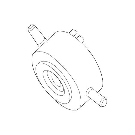 Nissan NV Transmission Cooler, Transmission Cooler for