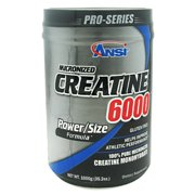 CREATINE 6000 POWDER 334/SERV