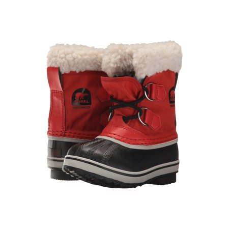 Sorel Children's Yoot Pac Nylon Cold Weather Boot Rocket, Nocturnal 8 M US Toddler
