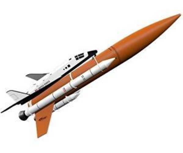 Estes Shuttle Flying Model Rocket by Estes Shuttle