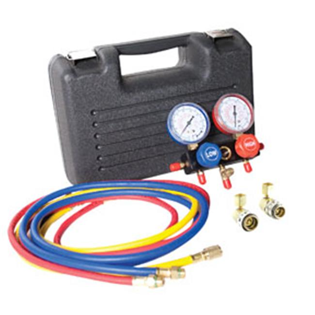 FJC-6760SPC 60 in. Manifold Gauge & Hose Set