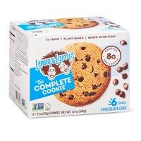 Lenny & Larrys Ll Choc Chip 6ct 2oz Cookie