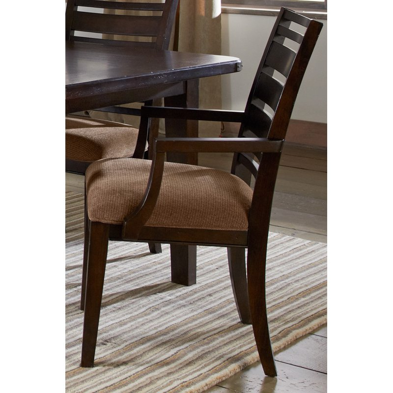 Emerald Home Crystal Ridge Dining Armchairs Set of 2 by Emerald Home