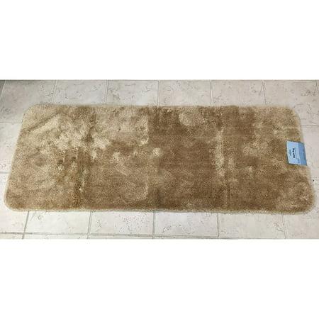 Royale Seal Linen Plush Nylon Bath Rug 24 X 60 Runner Walmart Com