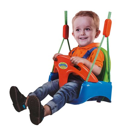 Karmas Product Toddler Swing Seat Outdoor Baby Chair Fun Toy