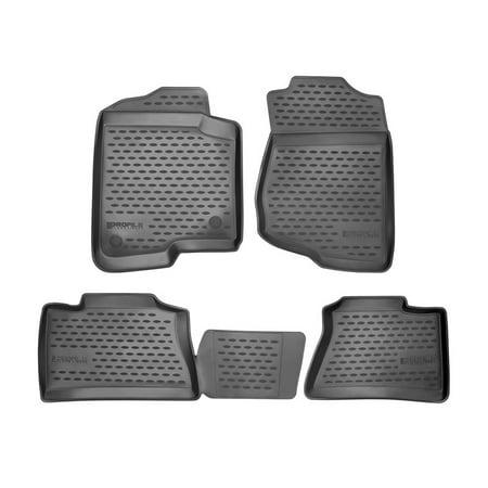 Westin 2008-2016 Infiniti G37X Coupe & Convertible Profile Floor Liners 4pc - Black