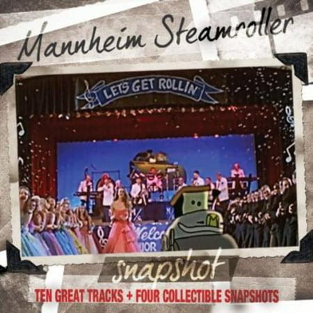 Cd Mannheim Steamroller (Snapshot: Mannheim Steamroller )