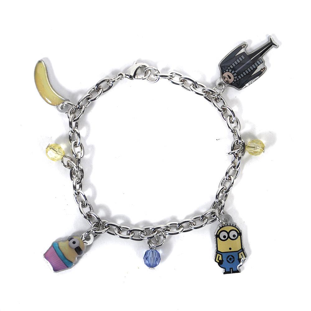 despicable me minions charm bracelet walmart