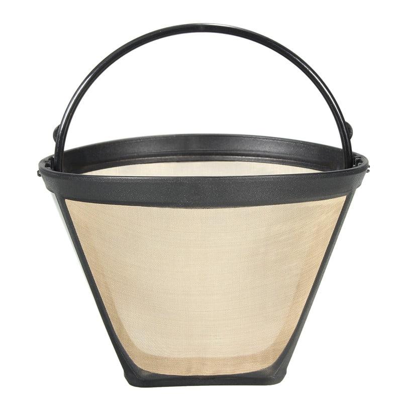 Medelco #4 Cone Shape Permanent Coffee Filter
