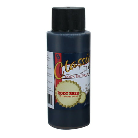 Brewer's Best Classic Soda Extracts Root Beer 2